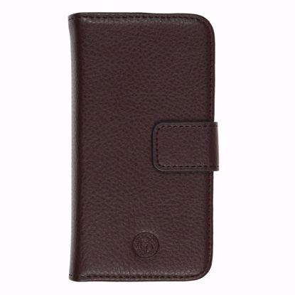 Picture of Redneck Redneck Duo Wallet Folio with Detachable Slim Case for Apple iPhone 5 in Brown for Retail