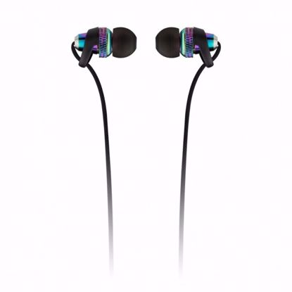 Picture of Trade KitSound Choobz Wired In-Ear Earphones in Iridescent